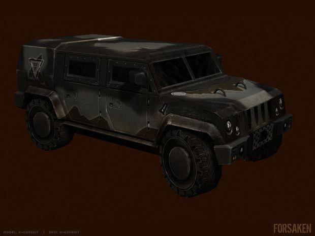 Governor Jeep