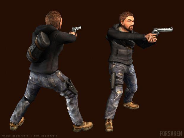 Civilian Leader player model.