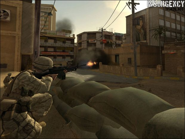 Official Baghdad Screenshot #3