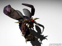 Zerg Devourer High Poly
