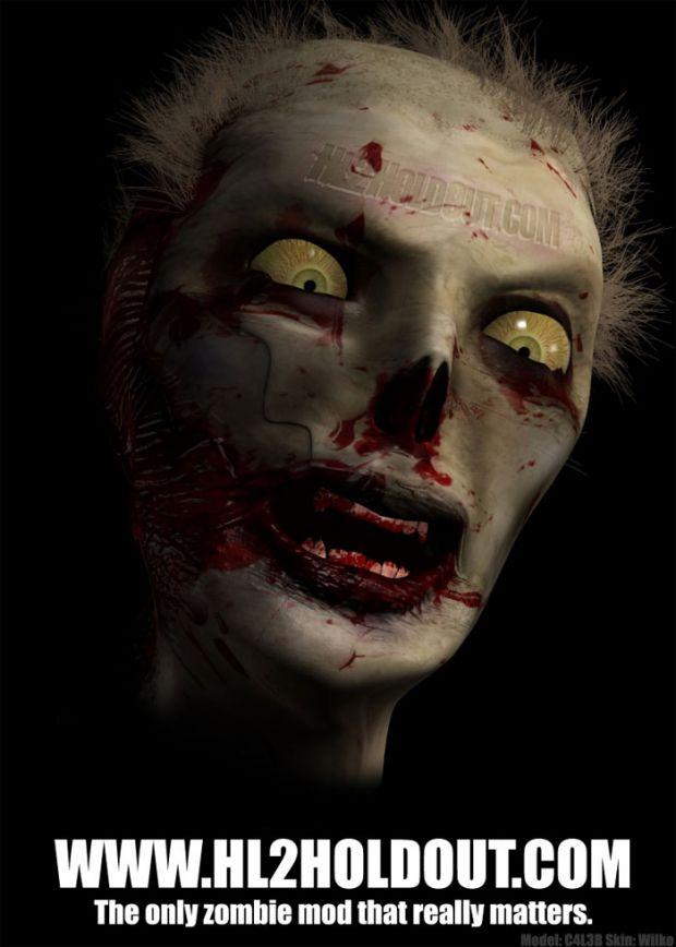 Cinematic Zombie 1