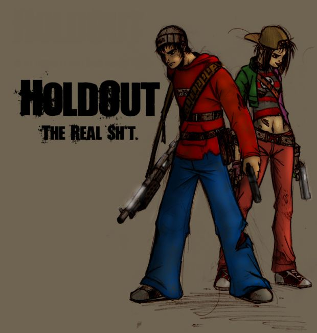 HoldOut, The Real Sh*t.