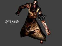 Scrake (Chainsaw zombie)