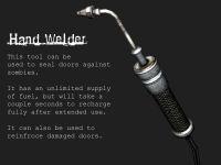 Hand Welder