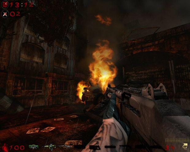 New Hud image - Killing Floor mod for Unreal Tournament 2004