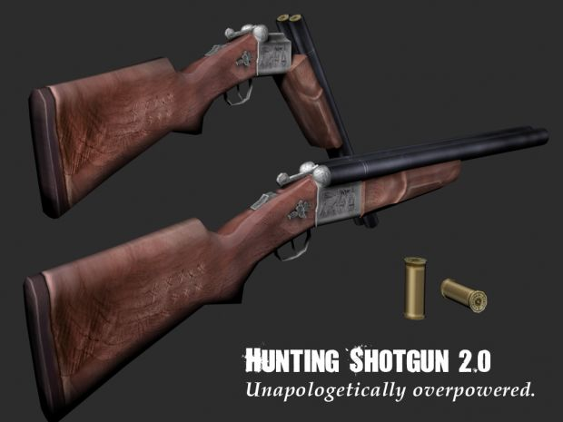Hunting Shotgun (Coach Gun)
