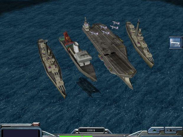 naval wars