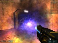 New Plasmathrower burning effect
