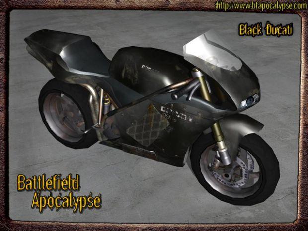 Black Ducati