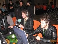 Playing TSRising @ Freeplay 2010