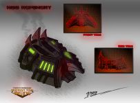 Nod Tiberium Refinery - 4th Design