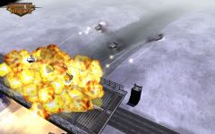 Explosive Tundra!