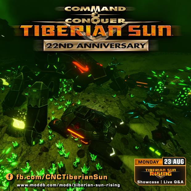 Tiberian Sun Feature 23rd August - Nod Unites
