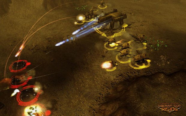 203 Download Patches for Tiberian Sun