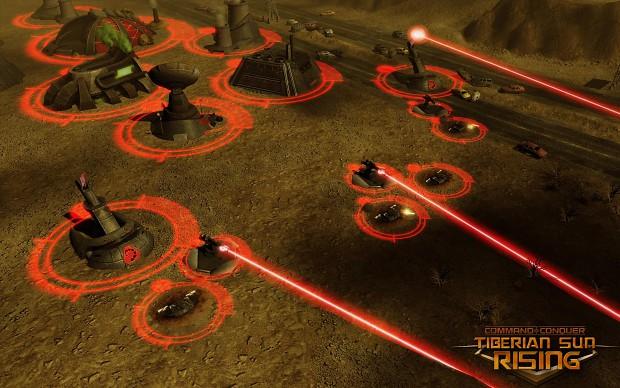 Nod Laser Turret
