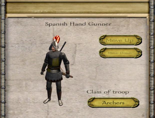 Spanish Hand Gunner 5