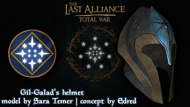 Gil-Galad's Helmet