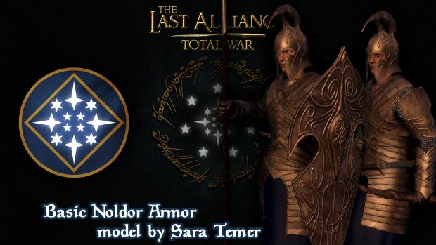 Basic Noldor Armor