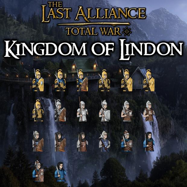 Kingdom of Lindon - unit cards