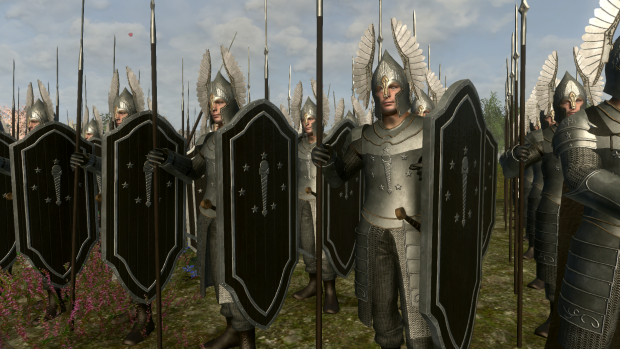 Numenorean Heavy Infantry