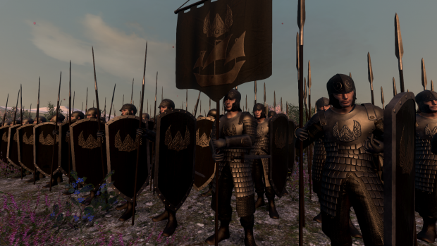 Numenorean Heavy Infantry | Kingdom of Umbar