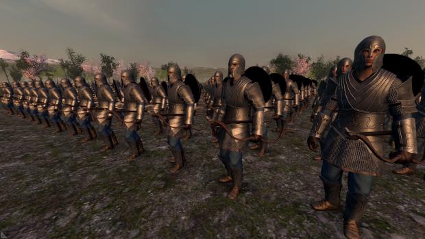 Teleri Archers (II Tier)