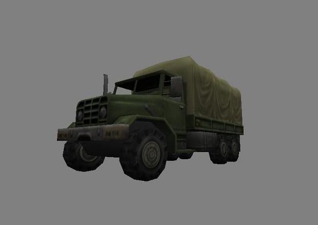 rebel truck
