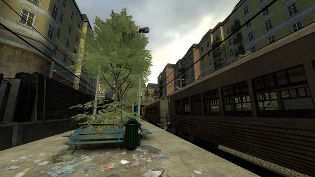 City Trainstation (Work In Progress)