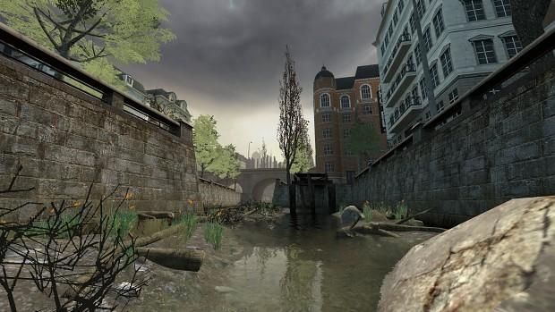 City Canal (Work In Progress)
