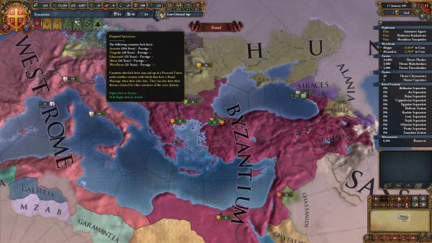 Image 2 - Extended Timeline for Eu4 v 1 28 🔥 mod for Europa