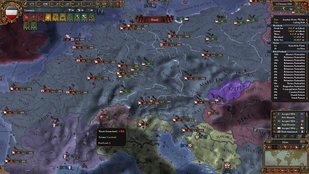 Image 1 - Extended Timeline for Eu4 v 1 28 🔥 mod for Europa