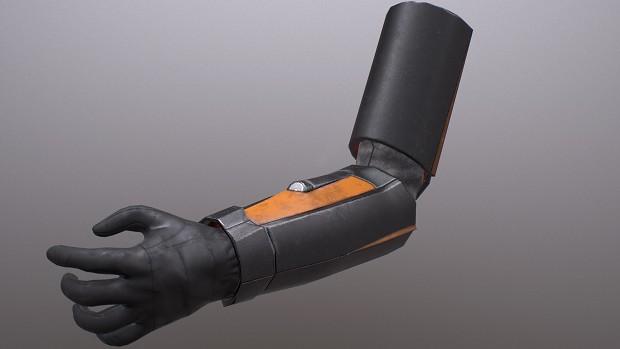 Boreal Alyph HEV Arms Render