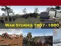 war stories 1607 - 1880