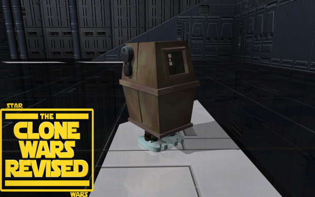 New Gonk Droid model