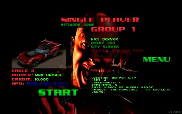 Carmageddon 2 - New Background Images