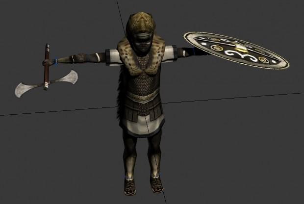Nubian Heavy officer