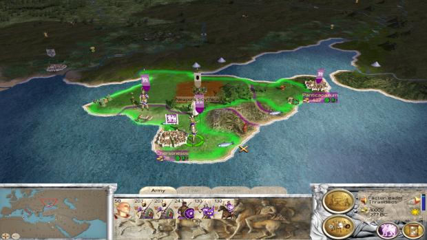 Bosporan Kingdom starting position