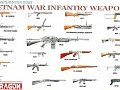 vietnam,mod,weapons,battlefield vietnam new weapons mod,bf vietnam weapons,gta 5