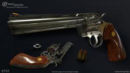 . 357 Revolver