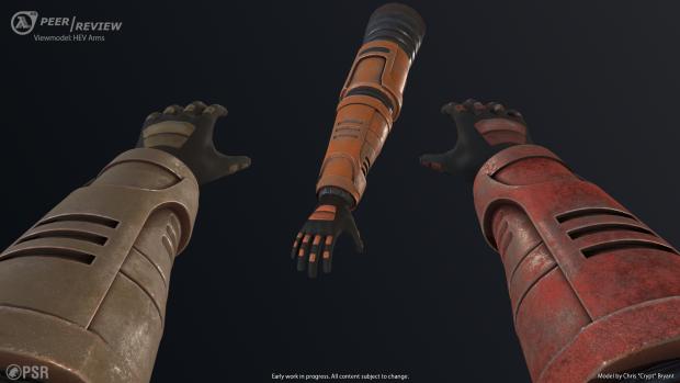 HEV Arms