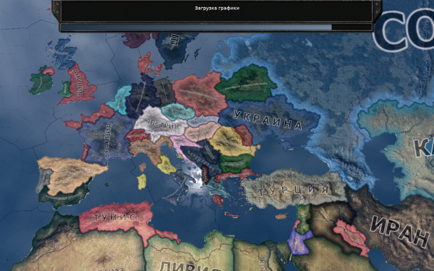 hearts of iron 4 europe map Map Of Europe image   HOI4: Rise Of War mod for Hearts of Iron IV