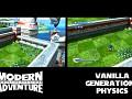 Modern Adventure: Generations Physics Mod