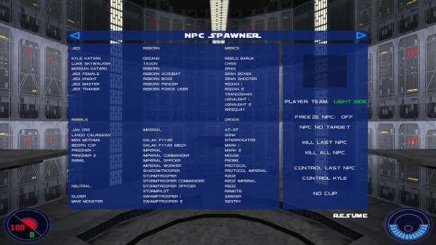 SP Ingame NPC Spawner