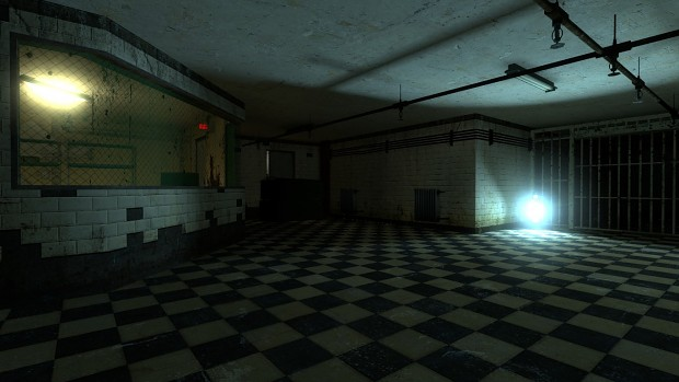 Corridor - Underground (Cabin)