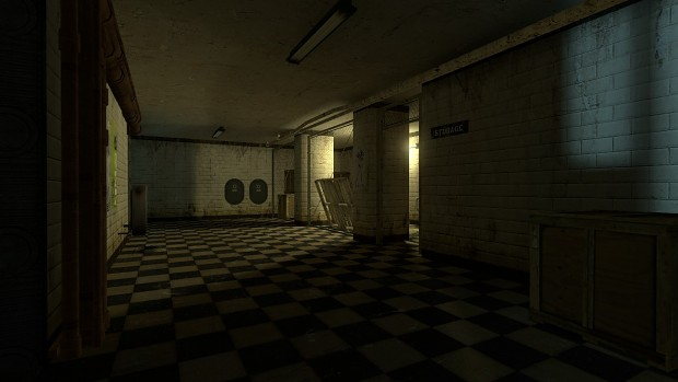 Corridor - Underground