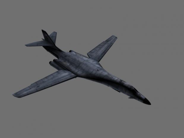 America B-1B Lancer