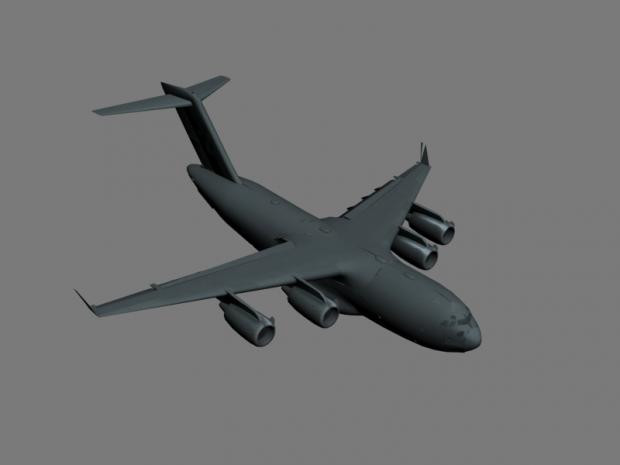 America C-17 Globemaster