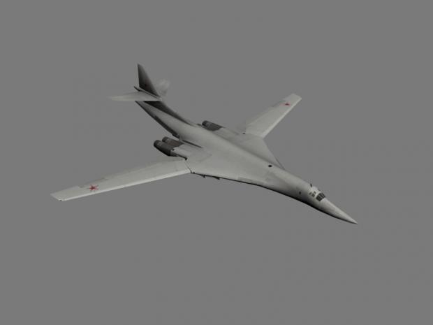 Russia Tupolev Tu-160