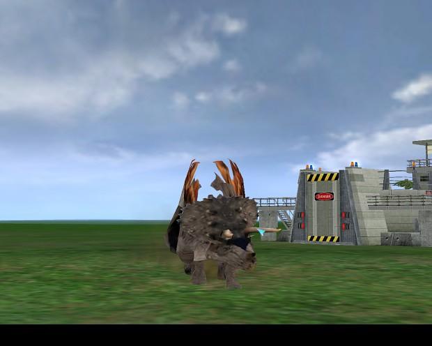 New Stegoceratops