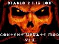 Diablo 2 LoD 1.13c Content Update Mod